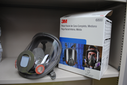 Sirco Industrial stocks 3M safety respirators (as shown) in our Erie, PA store.