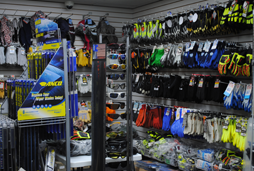 Anco Wiper blade assortment display is shown in our store in Erie, PA.