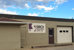 Sirco Industrial Supply Store and Warehouse at 2127 Caughey Road, Erie, PA  16506.